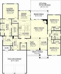 ranch style house plans no basement fresh ranch style house plans no basement archives propertyexhibitionsfo