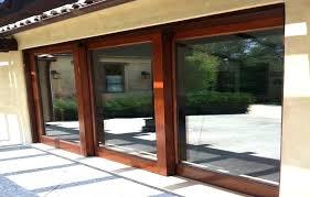 wooden sliding patio door locks for doors wood exterior custom wood sliding screen doors window