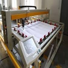 Computerized Quilting Machine - Suppliers & Manufacturers in India & Computerized Single Head Quilting Machine Adamdwight.com