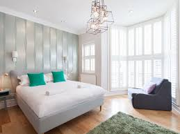 Master Bedroom On Suite Brighton Regency Townhse 18pl Seaviews Parking Central Brighton
