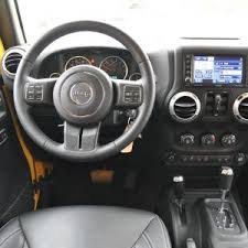 2018 jeep wrangler 4 door interior