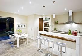 Modern Kitchen With Bar Modern Kitchen Bar Design Ideas With Bright Interior Kitchentoday