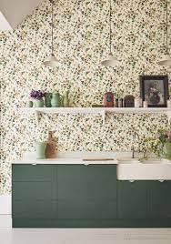 Kitchen wallpaper ideas: 16 beautiful ...