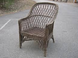 wicker furniture decorating ideas. Excellent Old Wicker Chair For Home Decorating Ideas With Additional 62 Furniture I