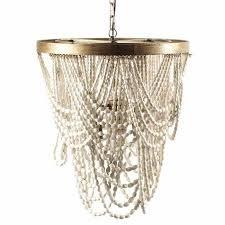 katelyn shabby chic wood chandelier