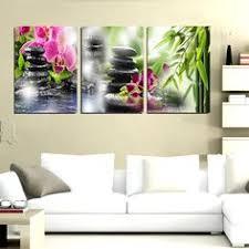 5Pcs Green <b>Huge Modern Abstract</b> Wall Decoration Art Oil Painting ...