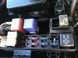 fuel pump relay toyota 4runner forum largest 4runner forum 1985 Toyota Pickup Carburetor at 1985 Toyota Pickup Fuse Box Location