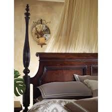 Stanley Bedroom Furniture Stanley Furniture 020 British Colonial Portfolio Queen Poster Bed