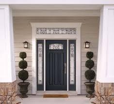 fiberglass steel doorstraditional exterior tampa