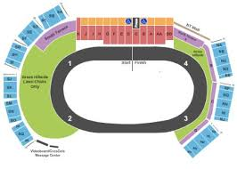 Right Eldora Speedway Seating Chart Notre Dame Stadium