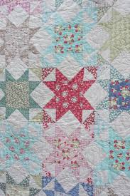 2784 best A Quilt - 4th Board images on Pinterest | Pointe shoes ... & As promised, below is a free printer-friendly La Conner Stars quilt pattern  I made just for you! It is a classic star quilt block that is easy to make  and ... Adamdwight.com