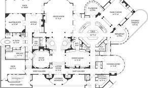 castle house plans. Modren Plans Plans Castle House Luxury Mansion 6259 Intended E