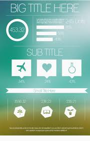 Free Infographics Templates Free Minimalist Infographic Template From Piktochart Make Your