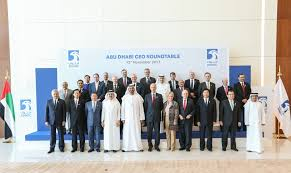 global oil gas and petrochemical leaders discuss evolving energy at abu dhabi ceo roundtable