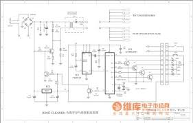 index 109 electrical equipment circuit circuit diagram anion air purifier circuit diagram