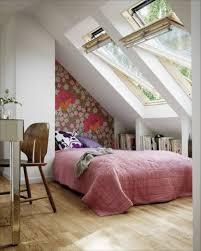 Slanted Roof Bedroom Attic Bedrooms