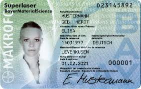 Wide Materialscience Bayer Range Can Personalized Be Of And Europawire eu Film Security Using Id Features Faster Significantly Superlaser Cards Add Makrofol®