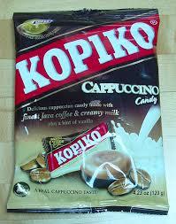 Kopiko Vending Machine Extraordinary Japanese Snack Reviews Kopiko Cappucino Hard Candy