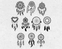 Drawn Dream Catchers Dreamcatcher png Etsy 99