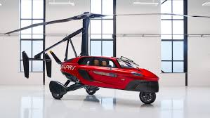 world s first mercial flying car unveiled at geneva motor show