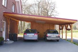Endearing Wood Carports Attached To House Fresh In Carport Design Wood Lean To Carport Plans