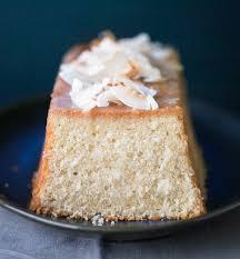 Kokos Ingwer Kuchen