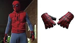 peter parker costume guide spiderman