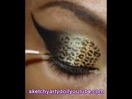 cly leopard eyes tutorial