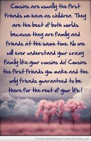 Cousin Love Quotes Delectable 48 Best Cousins Images On Pinterest Thoughts Thinking About You