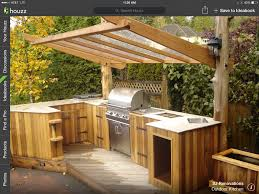 Simple Outdoor Kitchen Simple Outdoor Kitchen Design Ideas Interior Home Decorating Ideas