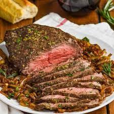easy top round roast beef recipe
