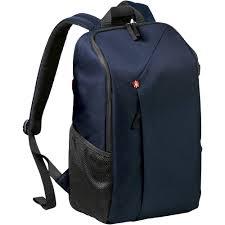 <b>Manfrotto</b> NX <b>Camera Backpack</b> Blue MB NX-BP-BU - Best Buy