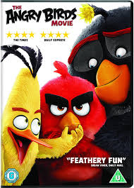 The Angry Birds Movie [DVD] [2016]: Amazon.co.uk: Clay Kaytis, Fergal  Reilly, John Cohen, Catherine Winder, Jon Vitti: DVD & Blu-ray