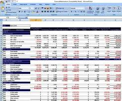 Financial Reporting Package Templates Sampletemplatess