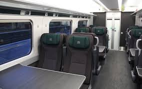 Is There Any Point In First Class Train Carriages In Britain