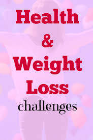 Health And Weight Loss Challenges Ideal Weight Challenge