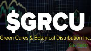 Grcu Stock Chart Green Cures Botanical Distribution Inc Grcu Stock Chart