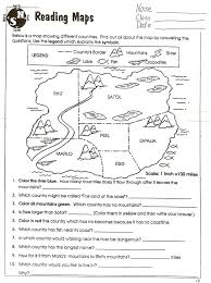 Geography Thanksgiving Worksheets – Festival Collections