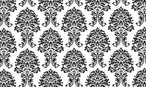 black and white vintage floral wallpaper. Exellent White Black And White Vintage Wallpaper  Wallpaper Floral Vintage  Intended And Floral Pinterest