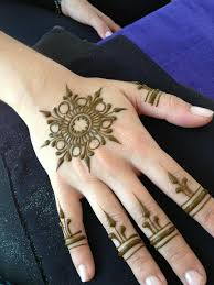 Small Picture Best round mehendi designs or circle henna designs