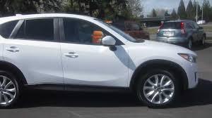 2013 Mazda CX-5, Crystal White - STOCK# M1400961 - Walk around ...