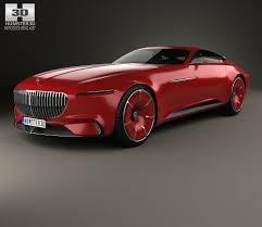 Mercedes-Benz Vision Maybach 6 2016 3D model - Hum3D