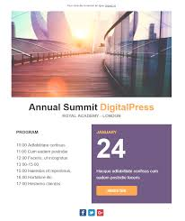 Newletter Example Summit Newsletter Example Free For Download