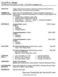 resume format template google docs 1 google resume format