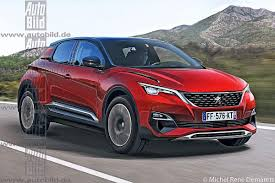 2018 peugeot 208. unique 2018 renders 2018 peugeot 1008 and peugeot 208