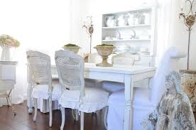 french country dining chair pads. chic country decor dining room shabby-chic style with buffet chair cushions window sheers french pads e