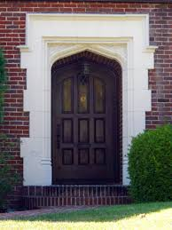 door designs. Front Door Designs For Your Amazing House Brick Wall Green Yard With Photo Of Best E