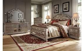 Ashley Furniture Birlanny Upholstered Panel Bedroom Set