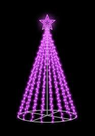 Christmas Hanging 3d Rope Light Lantern Buy New 3d Led Christmas Tree Pink Motif 1 3 Metres Online