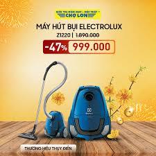 🍃 Máy hút bụi Electrolux Z1220 Thương... - Siêu Thị Điện Máy - Nội Thất  Chợ Lớn